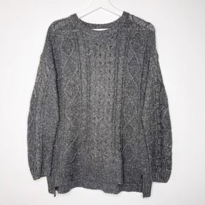 BDG Oversized Cable Knit Sweater